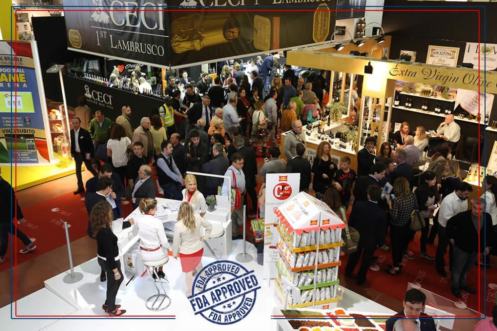 fda approved   food & beverage fair