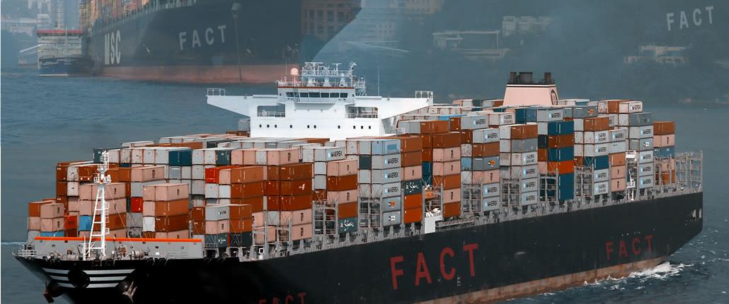 FACT Corporation Agency usa shipment new york